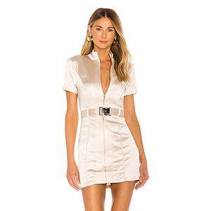 Revolve H:OURS Atlas Mini Dress XS BRAND NEW